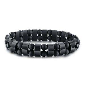 Hematite Stone Magnetic Energy Bracelet